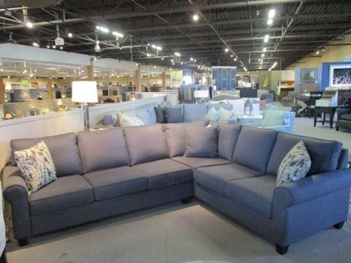 Brentwood Classics 2844 2 PCE SECTIONAL
