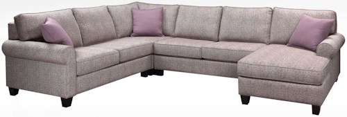 Brentwood Classics 2844 Parker Sectional
