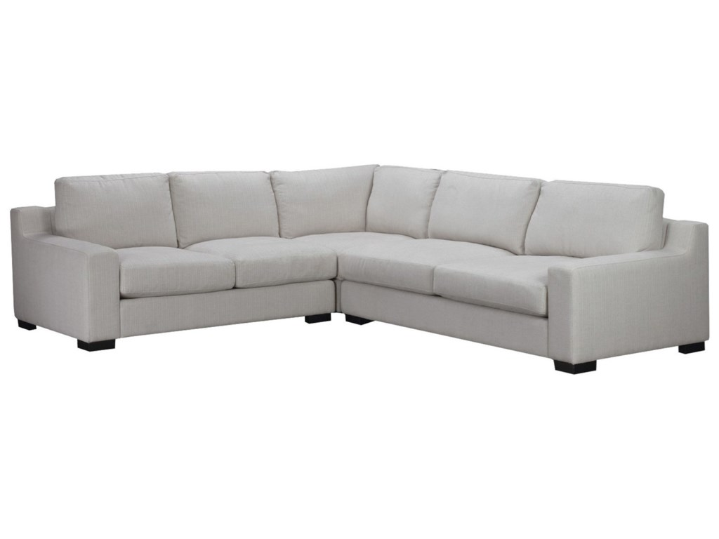 Brentwood Classics Athena3 Piece Sectional