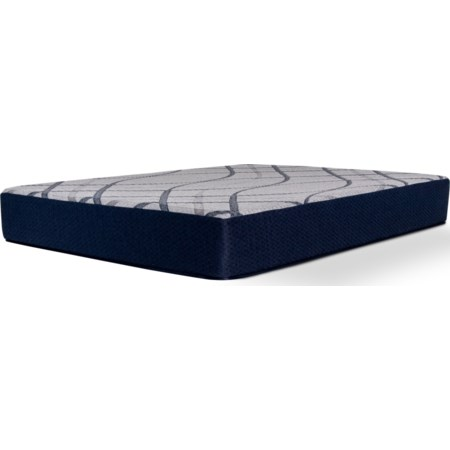 "Twin Midtown 8"" Gel Memory Foam Mattress"