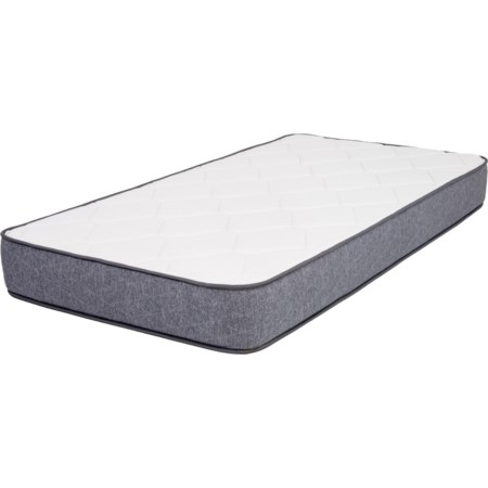 "Twin 10"" Gel Memory Foam Mattress"
