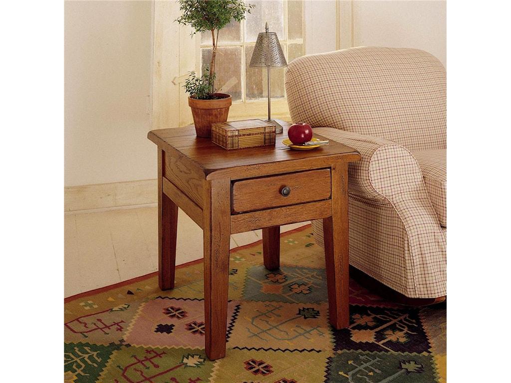 Broyhill Furniture Attic HeirloomsEnd Table