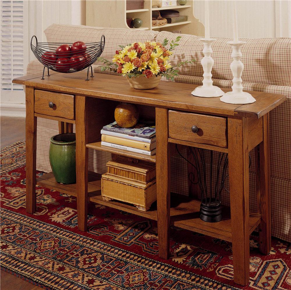 Broyhill Furniture Attic HeirloomsSofa Table