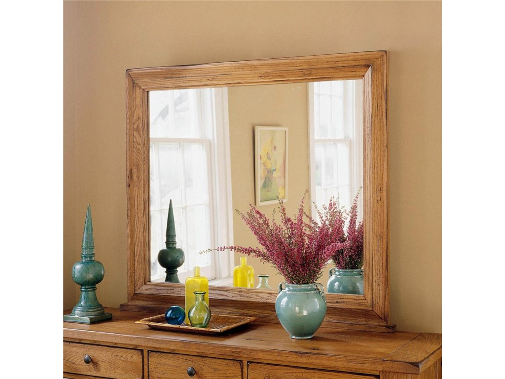 Broyhill Furniture Attic HeirloomsWall Mirror