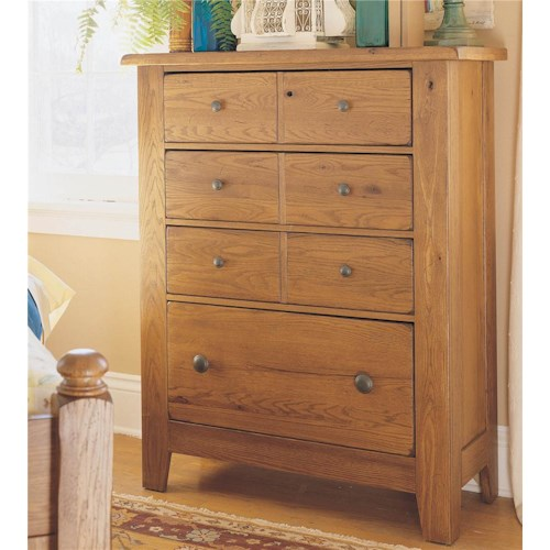 Broyhill Furniture Attic Heirlooms 4-Drawer Chest