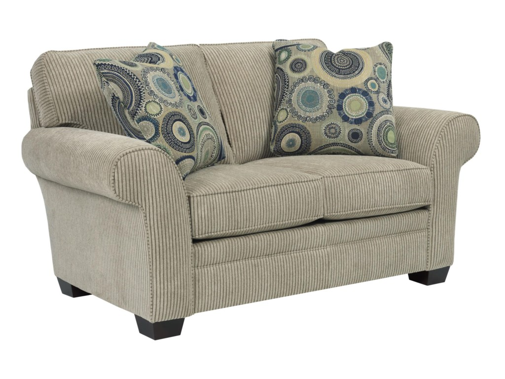 Broyhill Express Zachary<b>Quick Ship</b> Loveseat