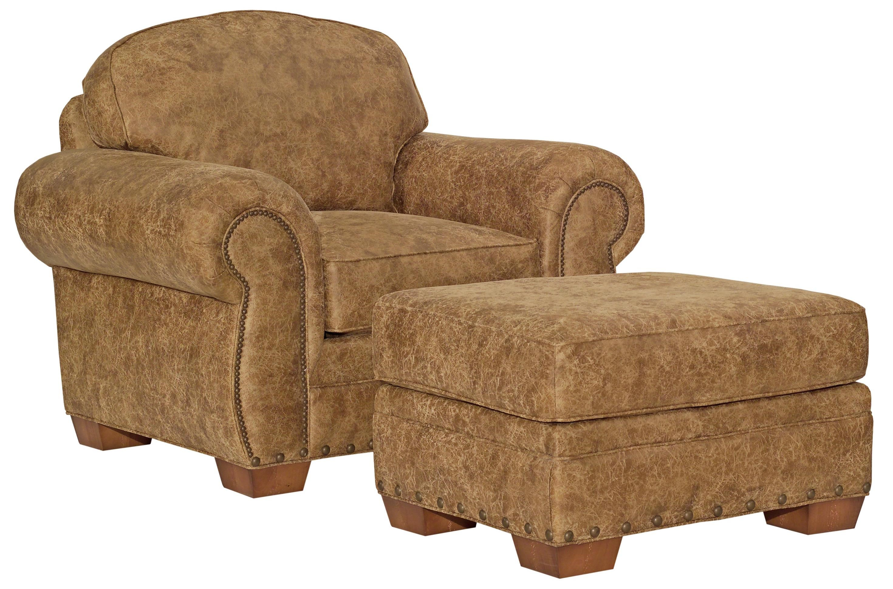 Broyhill Furniture Cambridge Casual Style Chair And