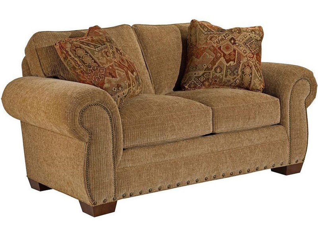 Broyhill Furniture CambridgeCasual Style Loveseat
