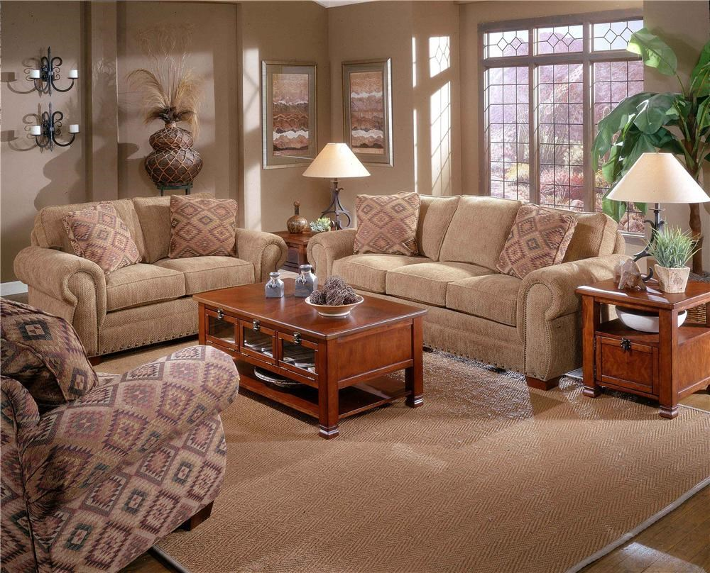 Merveilleux ... Broyhill Furniture CambridgeCasual Style Loveseat