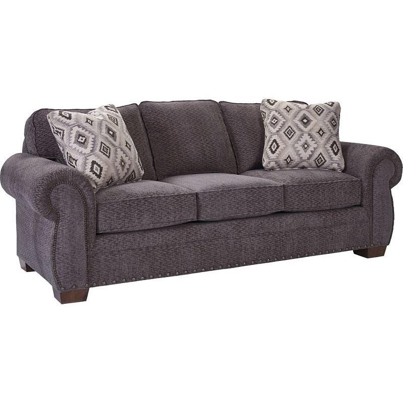 Broyhill Furniture CambridgeCasual Style Sofa ...