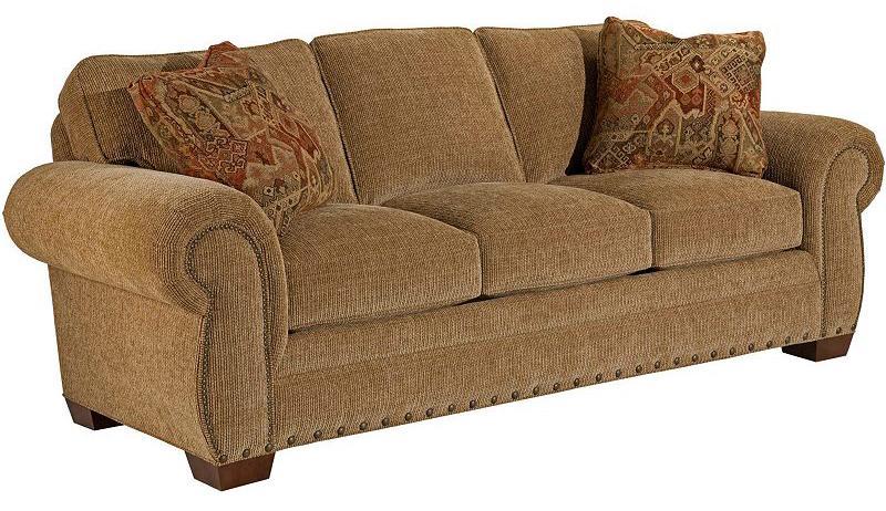 Good Broyhill Furniture CambridgeCasual Style Sofa