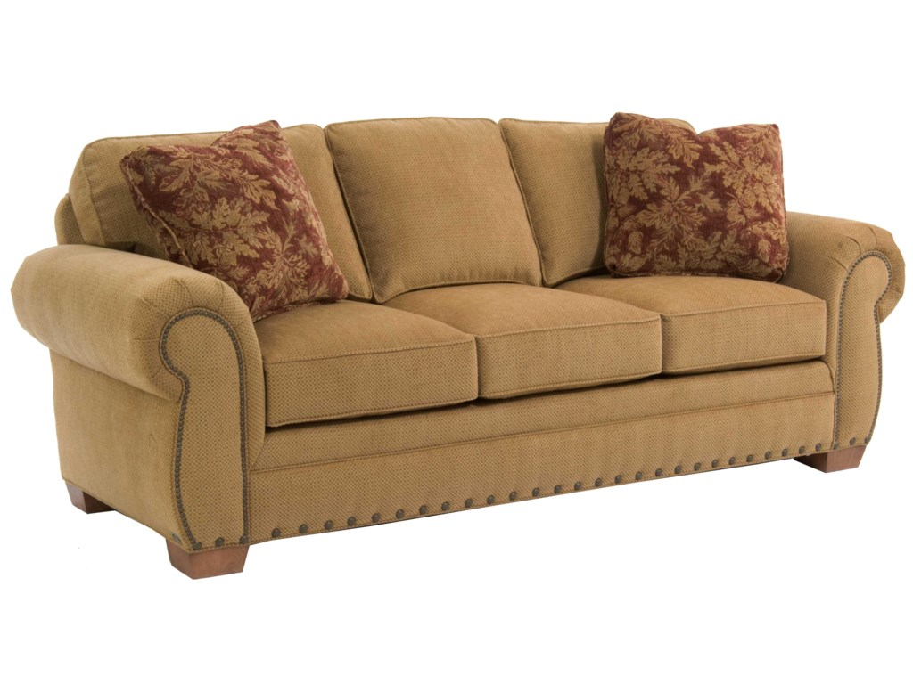 Broyhill Furniture CambridgeCasual Style Sofa