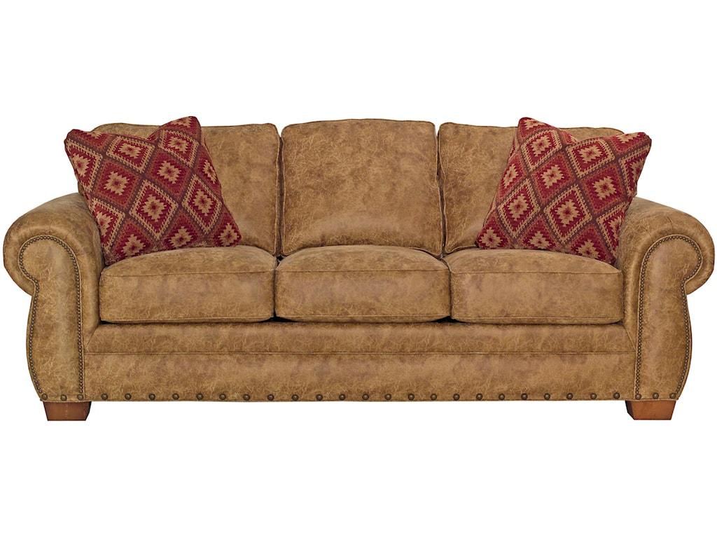 Broyhill Furniture CambridgeCasual Style Sofa