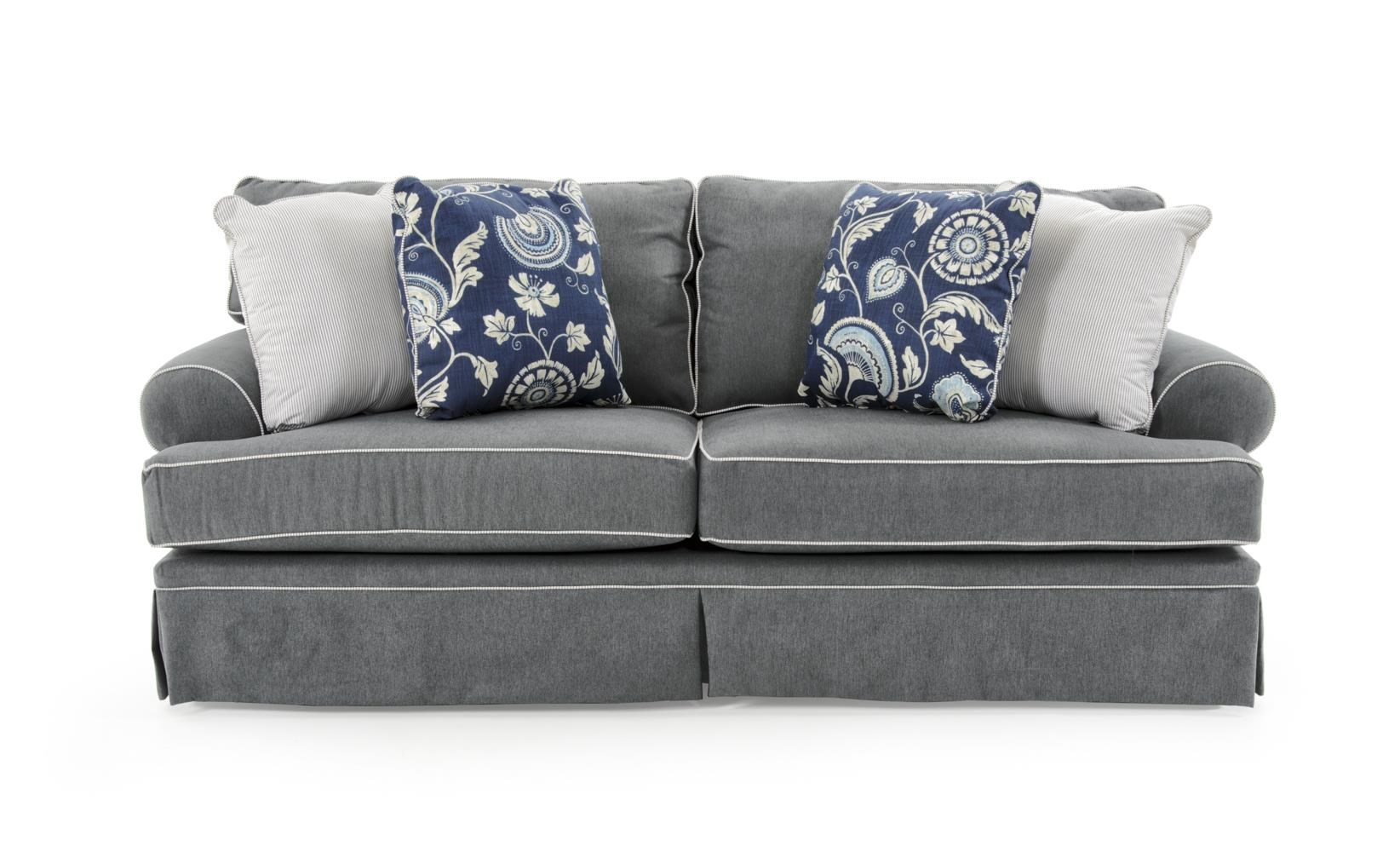 Charmant Broyhill Furniture EmilyCasual Style Sofa ...
