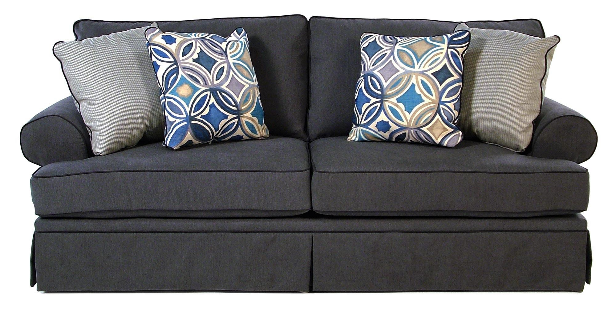 Broyhill Furniture EmilyCasual Style Sofa ...