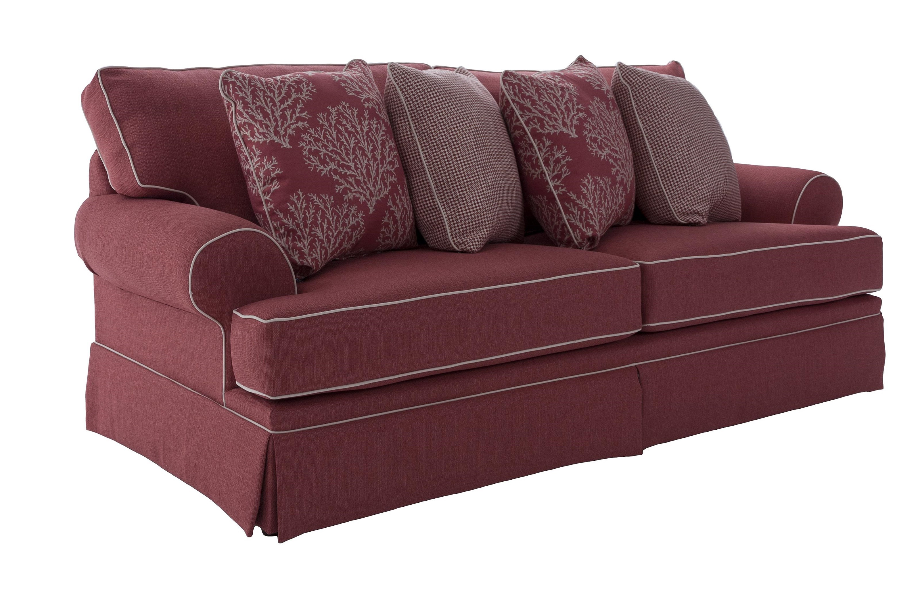Coral Furniture. Broyhill Furniture Emilycasual Style Sofa Coral