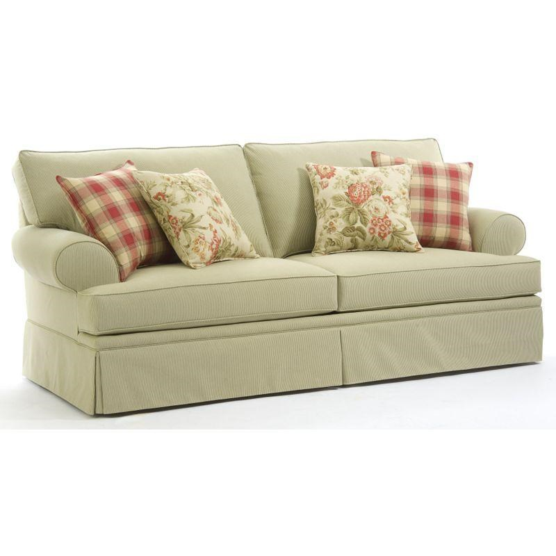 Broyhill Furniture Emily 6262 7 Queen Goodnight Sleeper Sofa