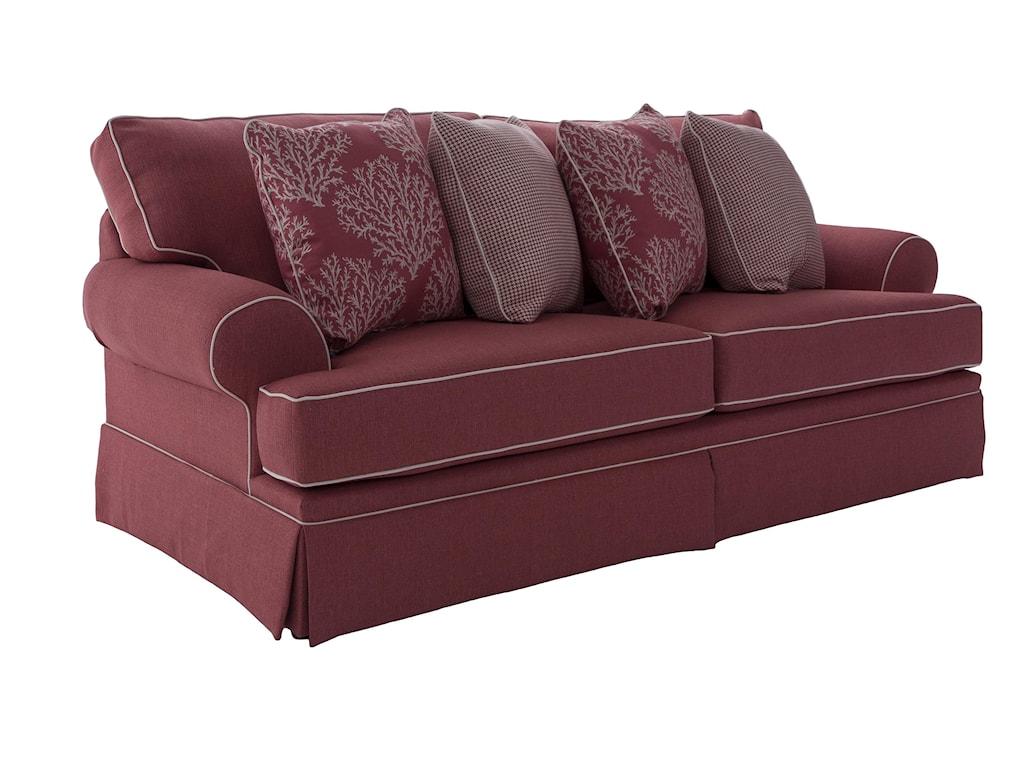 Broyhill Furniture EmilyQueen Air Dream Sleeper