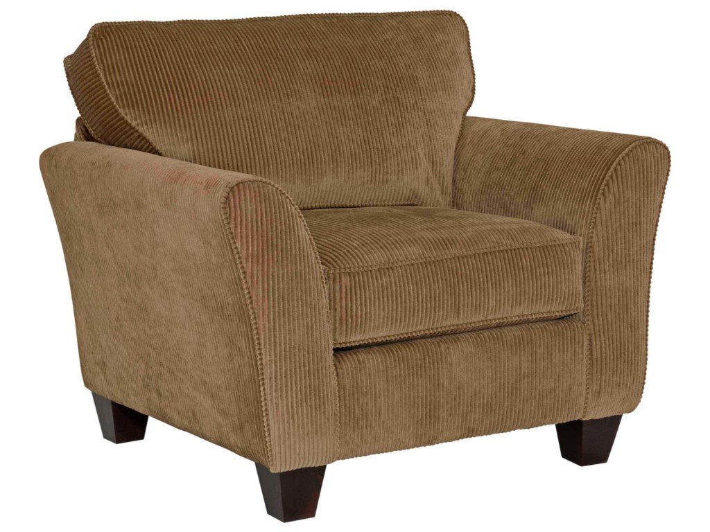 Broyhill Furniture MaddieContemporary Style Chair