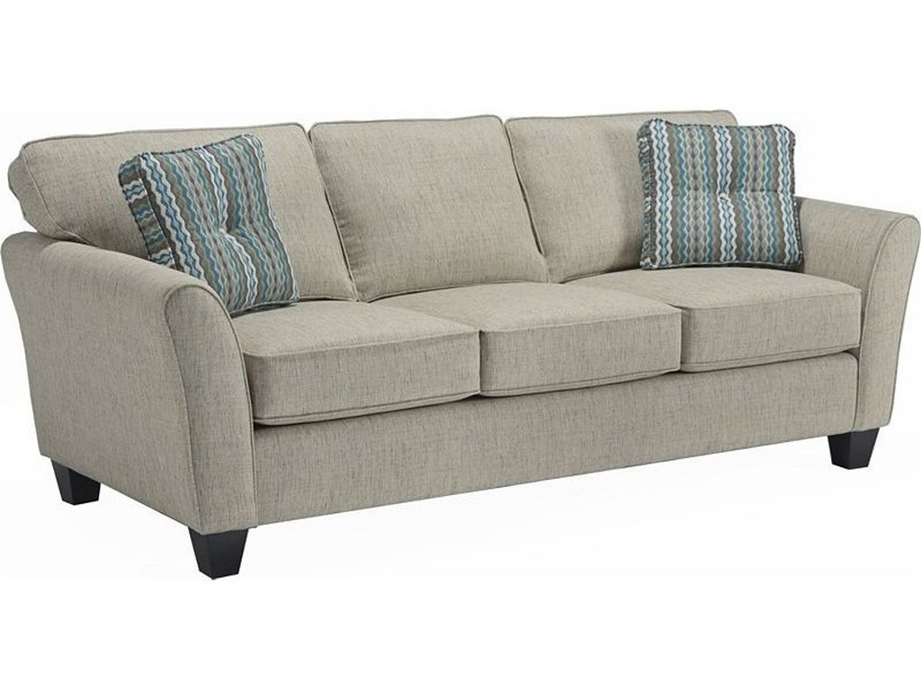 Broyhill Furniture MaddieContemporary Style Sofa