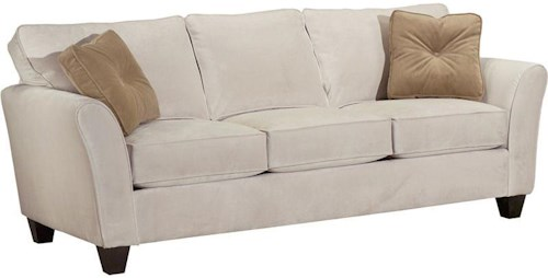 Broyhill Furniture Maddie Sofa not priced in fabric shown