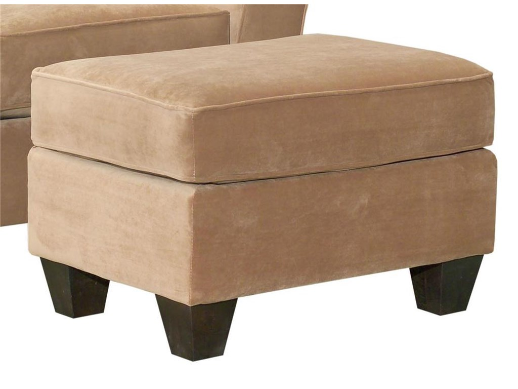 Broyhill Furniture MaddieContemporary Style Ottoman