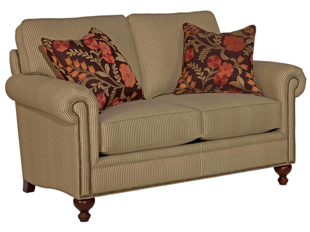 Broyhill Furniture HarrisonTraditional Loveseat