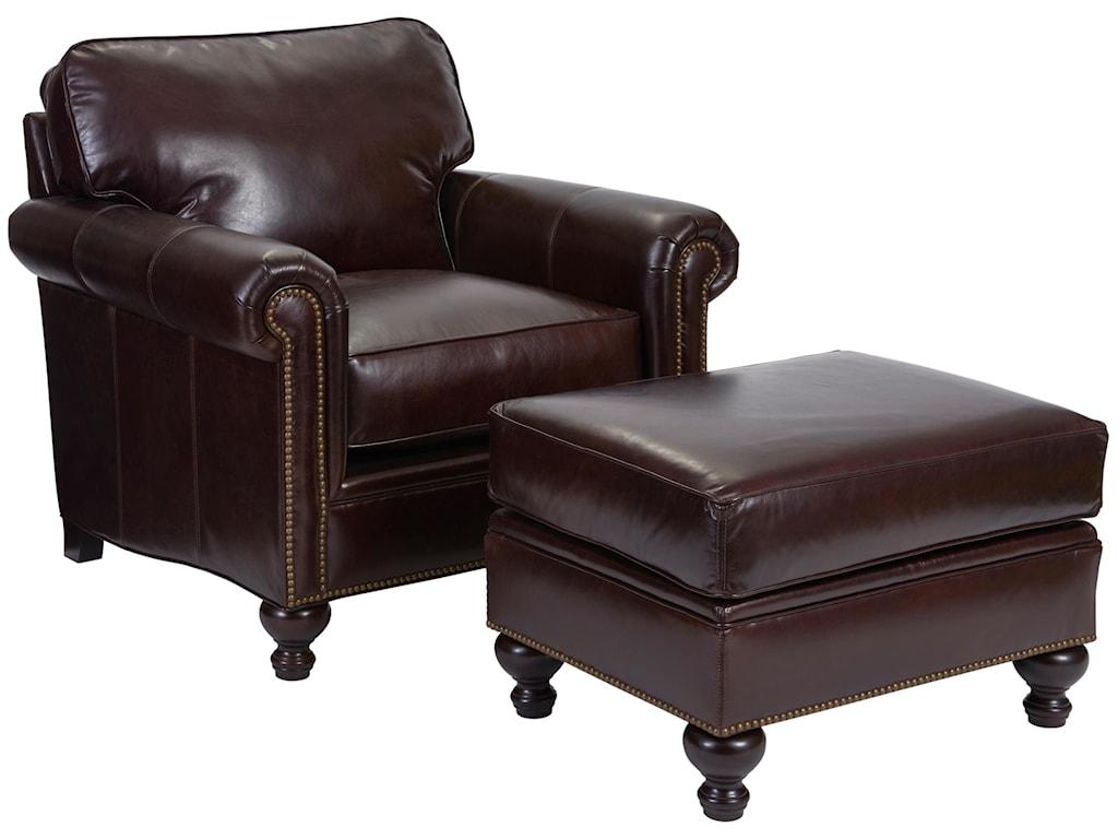 Broyhill Furniture HarrisonOttoman