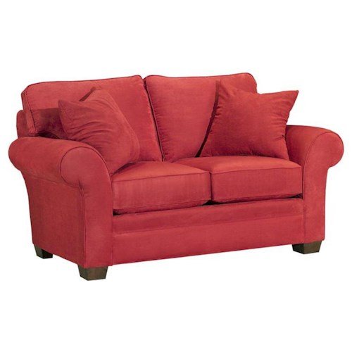 Broyhill Furniture Zachary Love Seat