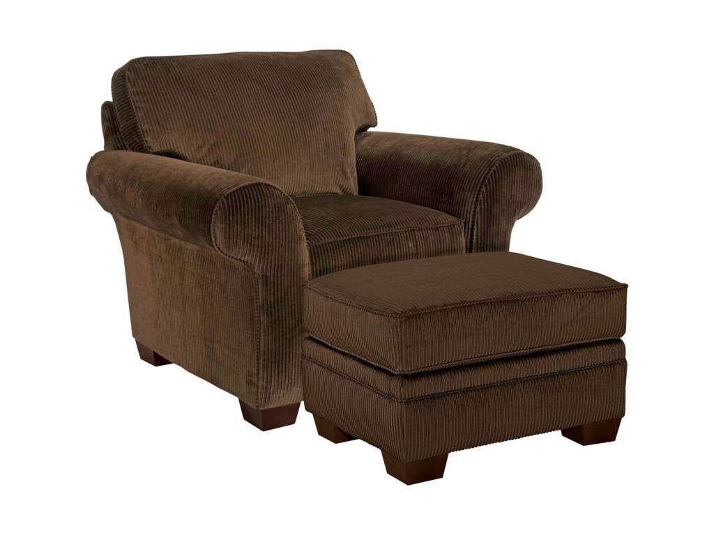Broyhill Furniture ZacharyOttoman