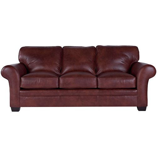 Broyhill Furniture Zachary Upholstered Stationary Sofa