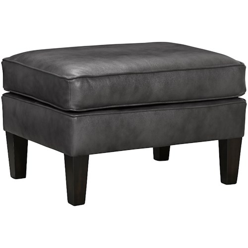 Broyhill Furniture Able Transitional Chair Ottoman