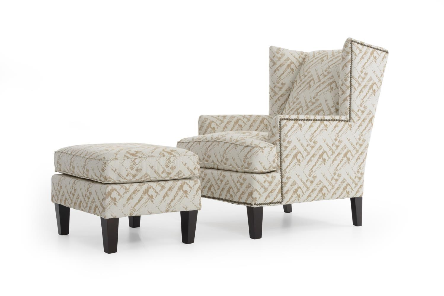 Superbe ... Broyhill Furniture Accent Chairs And Ottomans Chair And Ottoman