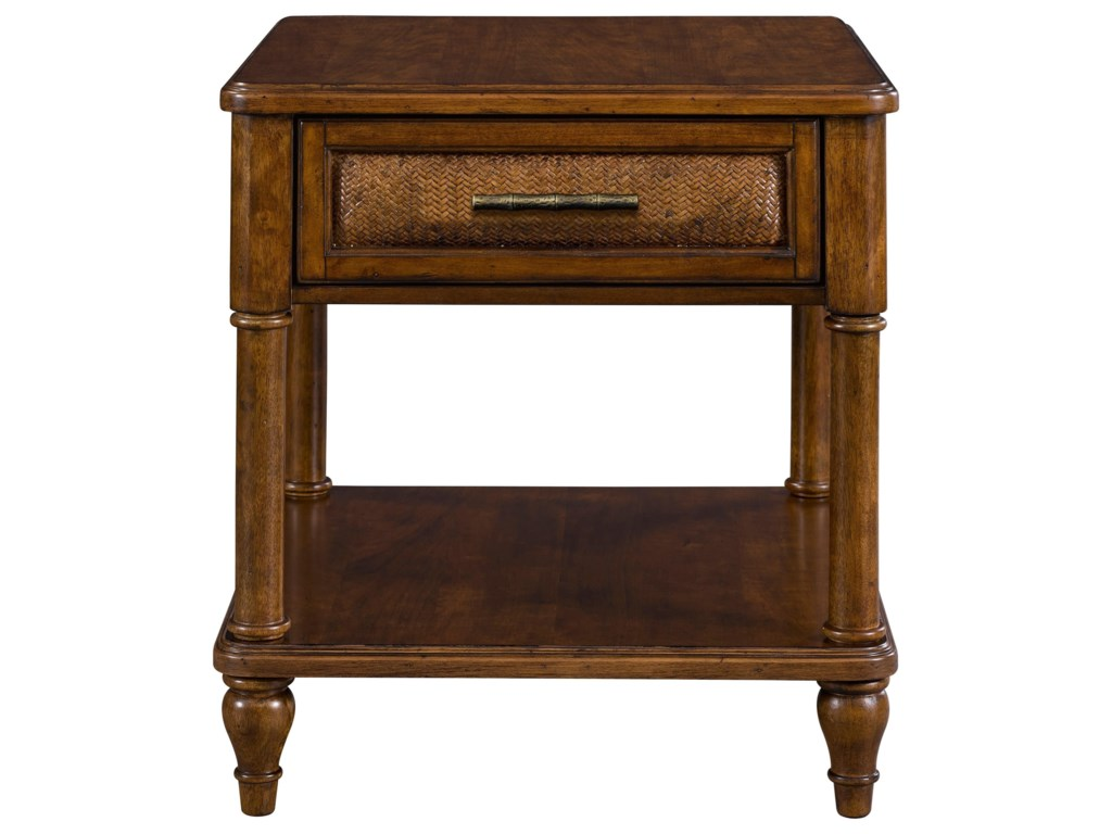 Broyhill Furniture Amalie BayEnd Table