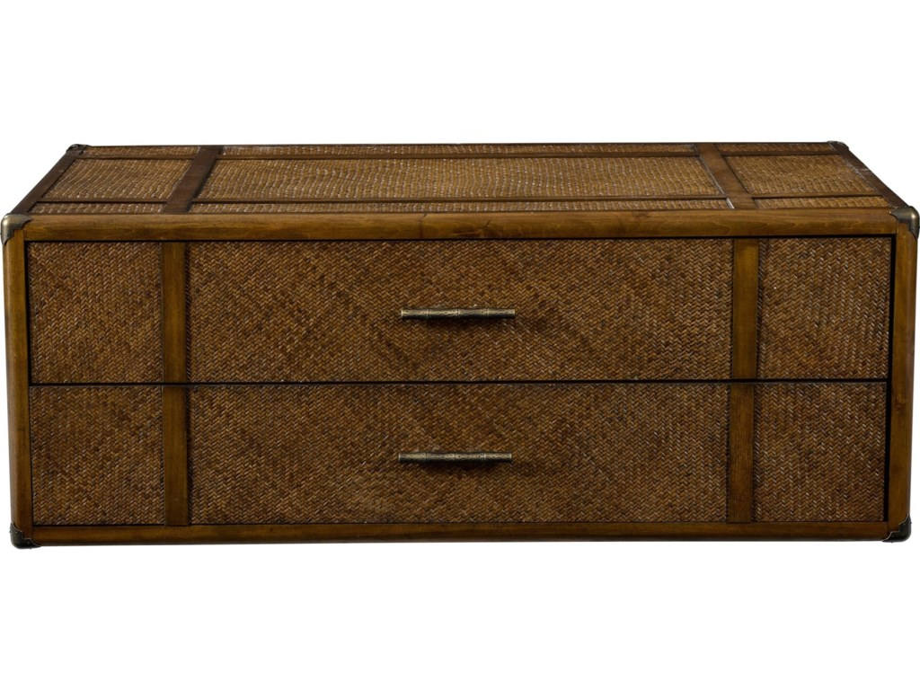 Broyhill Furniture Amalie BayTrunk Cocktail Table