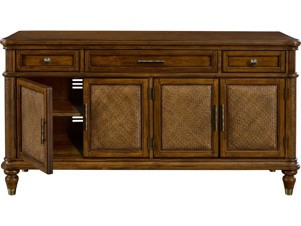 Broyhill Furniture Amalie BayEntertainment Console
