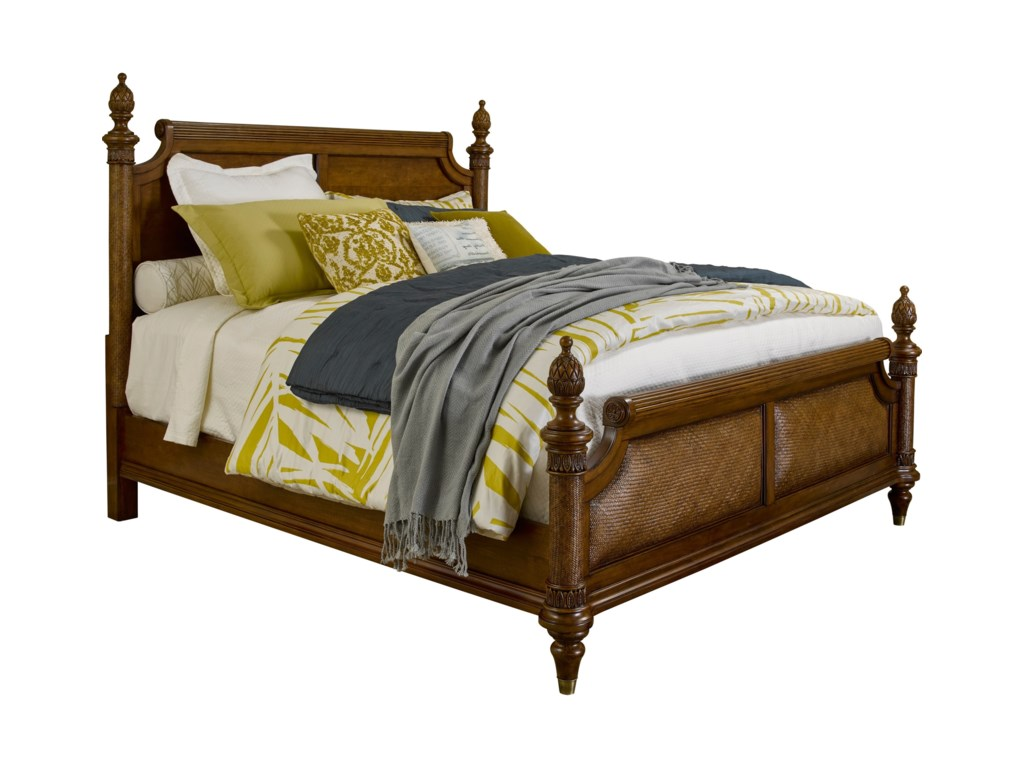 Broyhill Furniture Amalie BayCalifornia King Panel Bed