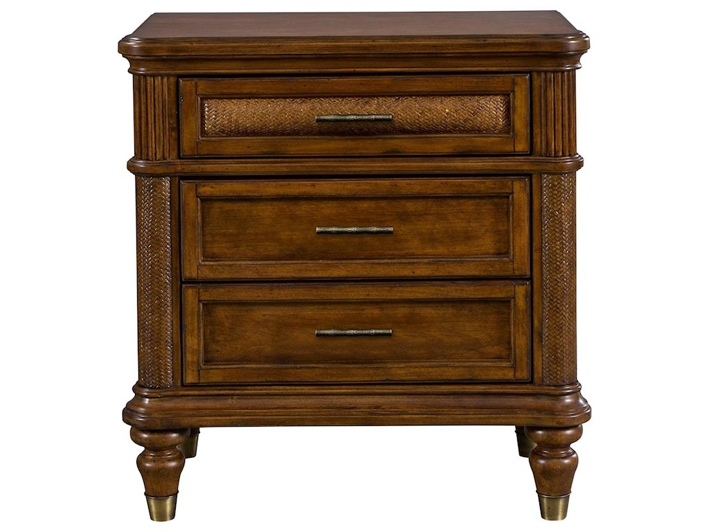 Broyhill Furniture Amalie BayDrawer Nightstand