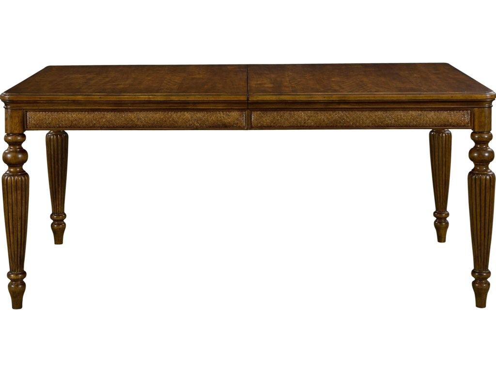 Broyhill Furniture Amalie BayLeg Dining Table