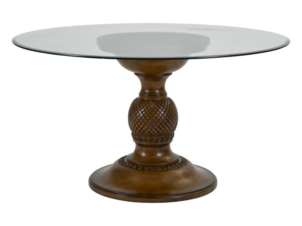 Broyhill Furniture Amalie BayRound Dining Table