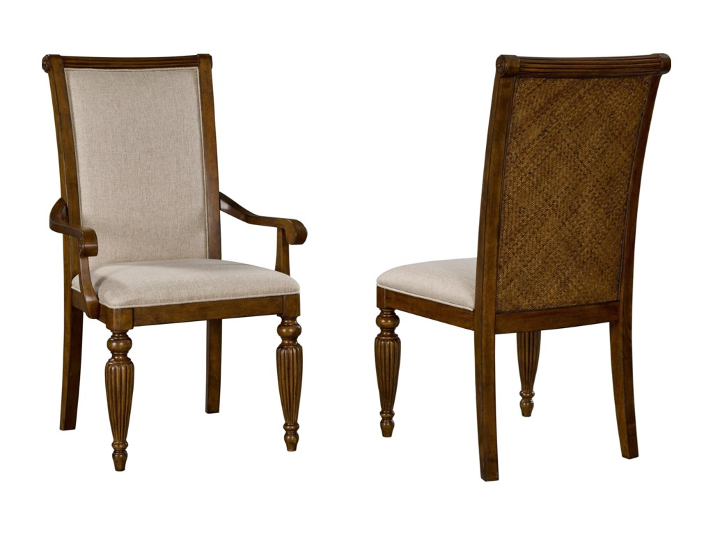 Broyhill Furniture Amalie BayUpholstered Side Chair