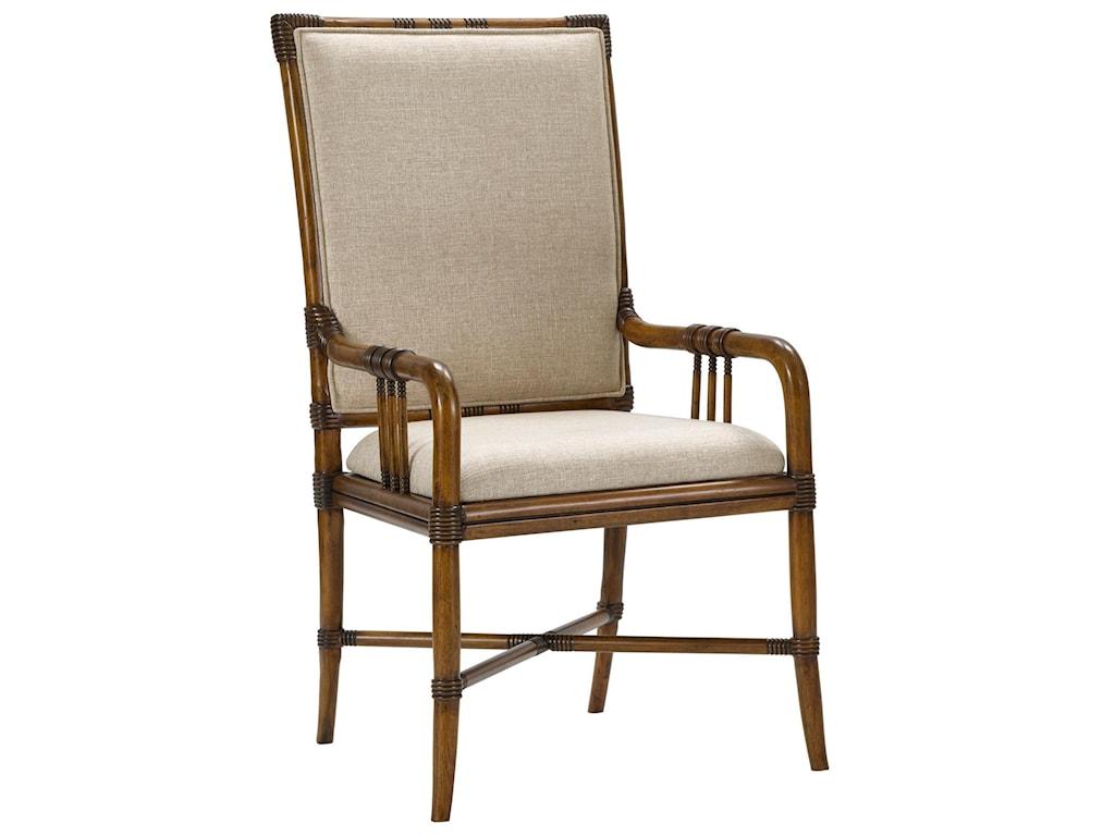 Broyhill Furniture Amalie BayBamboo Arm Chair
