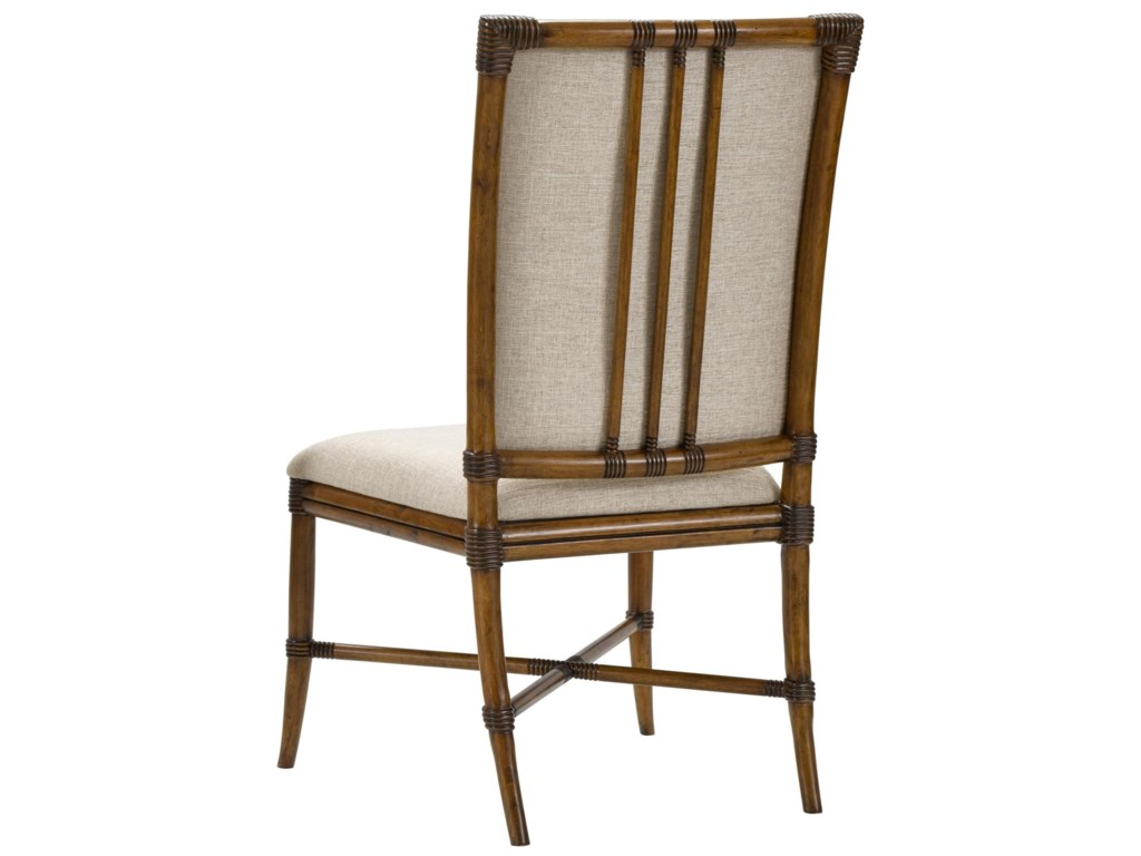 Broyhill Furniture Amalie BayBamboo Side Chair