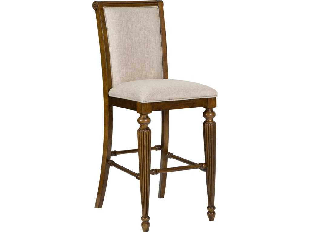 Broyhill Furniture Amalie BayUpholstered Pub Stool