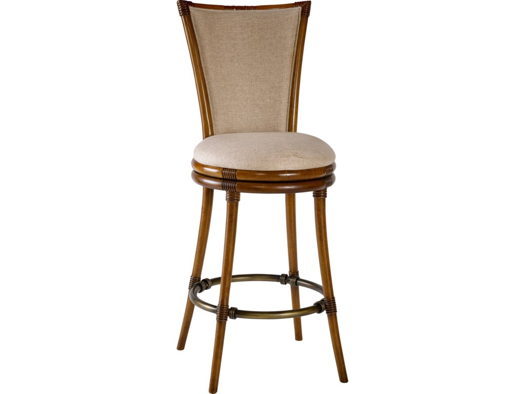 Broyhill Furniture Amalie BayBamboo Pub Stool