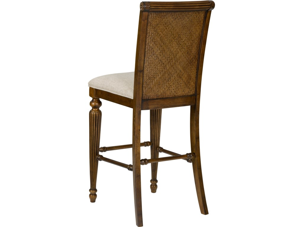Broyhill Furniture Amalie BayUpholstered Counter Height Stool
