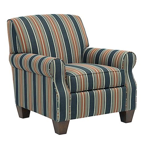 Broyhill Furniture Anya Transitional Chair