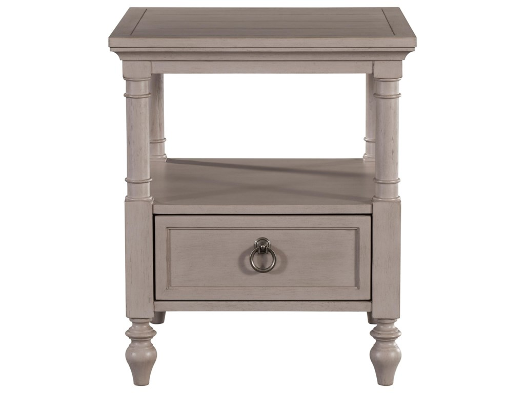 Broyhill Furniture AshgroveDrawer End Table