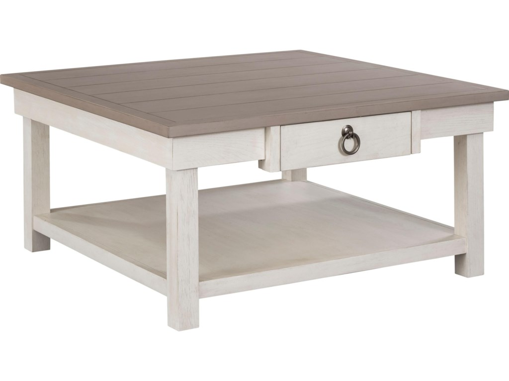 Broyhill furniture ashgrove square cocktail table john v schultz broyhill furniture ashgrove square cocktail table john v schultz furniture cocktailcoffee tables geotapseo Images