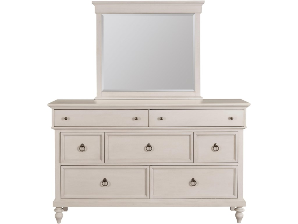Broyhill Furniture AshgroveDresser Mirror